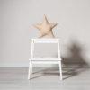 """Dekoratyvinė pagalvė """"Kakavinė žvaigždė"""""""